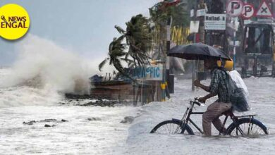 The meteorological office issued two possible cyclone guidelines